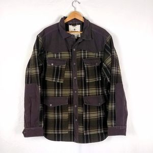 Smith Wesson Wool Plaid Sportsman Range Jacket